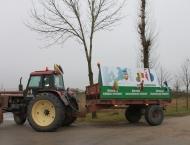 - 2012 m. lapkričio mėn. Baltijos šalių žemdirbių protesto akcijos